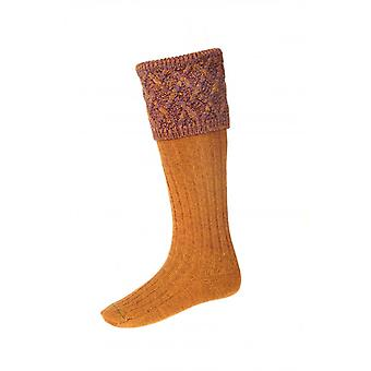 House of Cheviot Country Socks Forres ~ Wildbroom