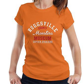 Ruggsville County Women's T-Shirt