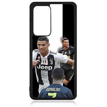 Samsung S20 PLUS shell with Ronaldo Juventus design