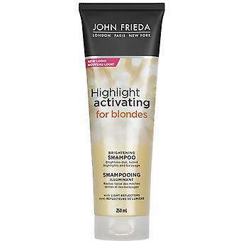 John Frieda Highlight activeren brightening shampoo 250Ml