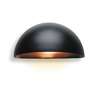 Firstlight Outdoor - 1 Lumière extérieure Lumière Lumière Noire IP44, E27