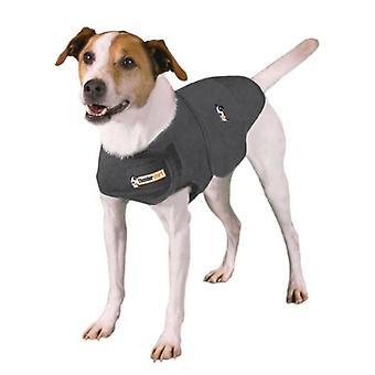 ThunderShirt grau kleiner Hund