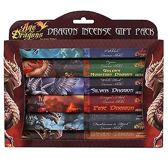 Anne Stokes Age of Dragons Incense Gift Pack