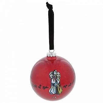 Un diavolo di classe (Cruella De Vil) Incantevole palline Disney