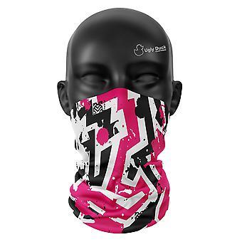 Azteken Mash Farben Snood Gesicht Maske Schal Neckerchief Kopf abdeckung Tube Buff