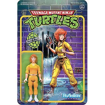Teenage Mutant Ninja Turtles Wave 2 - Aprile O'Neil USA import