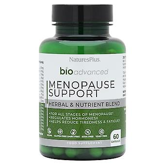 Nature's Plus BioAdvanced Menopause Support Caps 60 (8051)