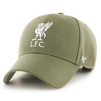 47 Brand Relaxed Fit Cap - MVP FC Liverpool wood oliv