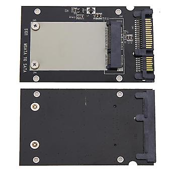 "50mm Small Board Msata Ssd To 2.5"" Sata  Convertor Adapter"
