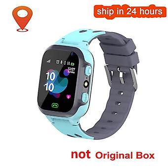 Smart Watch For Children Sos Antil-lost Waterproof Smartwatch Baby 2g Sim Card Location Tracker Watches
