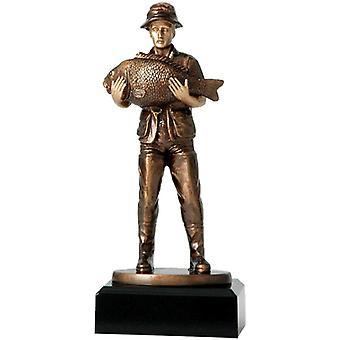 Figurine en fonte - Angler Rfxr17511 / Br