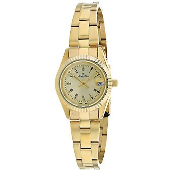 Mathey Tissot Mujer's Classic Gold Dial Watch - D452N