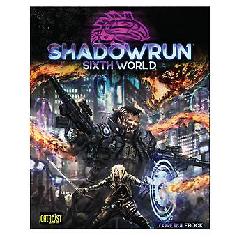 Shadowrun 6. Auflage RPG Core Rulebook (Limited Edition)