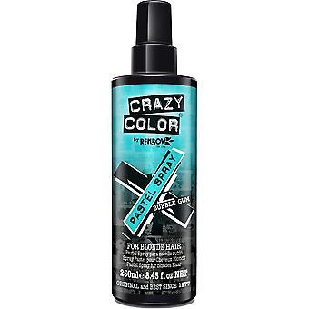 Renbow Crazy Color Pastel Spray - Bubblegum Blue 250ml