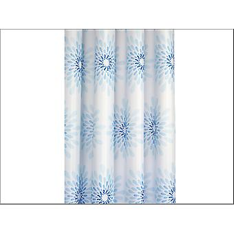 Croydex Textile Shower Curtain Splash AF288424