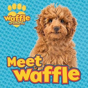 Maak kennis met Waffle! (Wafel de Wonder hond)