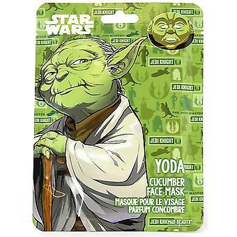 Yoda Komkommer Gezichtsmasker