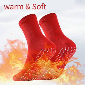 Self Heated Socks Multi-function Tourmaline Winter Magnetic Therapy Gezond