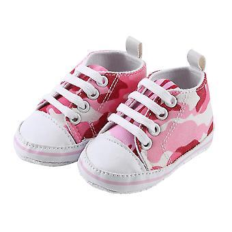 Newborn Baby Soft Warm Nubuck Canvas Sneakers
