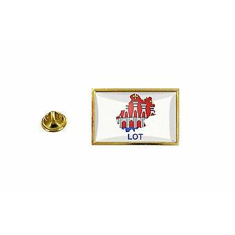 pinheiro pinheiro emblema pinheiro pinheiro pin-apos;bandeira país departamento lote mapa lote