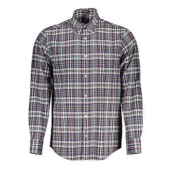GANT قميص طويل الأكمام الرجال 1803.3011430-1
