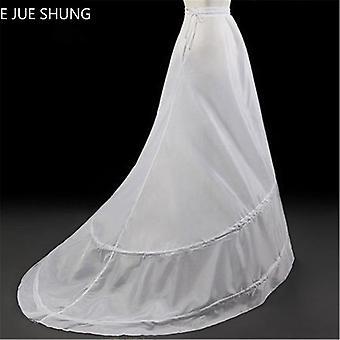 Sottoveste da sposa a linea, sottogonna Crinoline Slip per abito da sposa