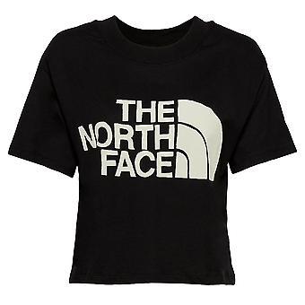 North Face Naisten Lyhythihainen HD Tee Graafinen Logo Top NF0A4AUFJK31