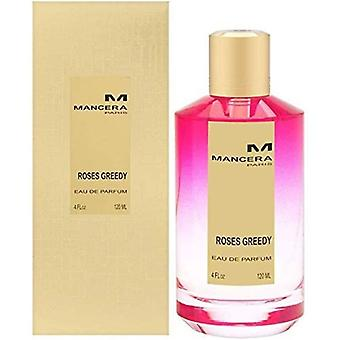 Mancera Roses Greedy Eau de Parfum 120ml Spray