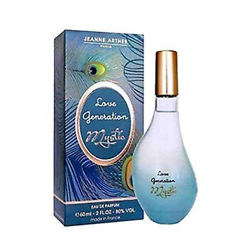 Jeanne Arthes Love Generation Mystic Eau de Parfum 60ml Spray