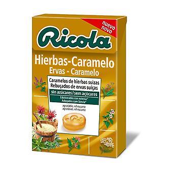 Sugar Free Swiss Herb Candies 50 g