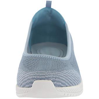 Easy Spirit Womens Geinee Fabric Closed Toe Loafers
