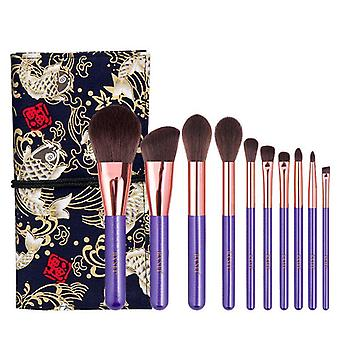 Makeup Brushes Set 10pcs/lot Eyelash Eyebrow Make
