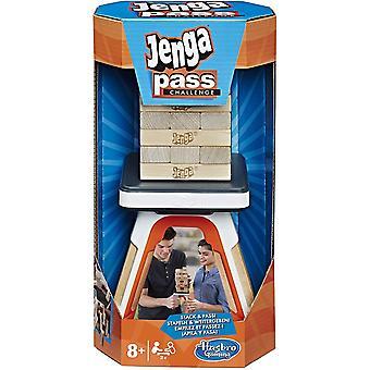 Jenga Pass Challenge Hasbro Gaming Familie en Party Games