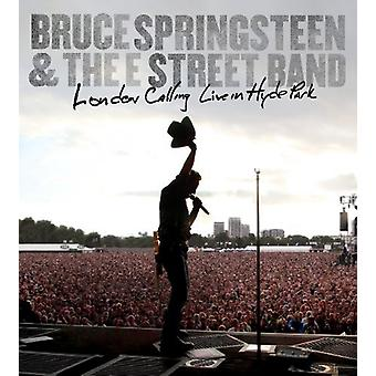 Bruce Springsteen - London Calling-Live in Hyde Park [DVD] USA import