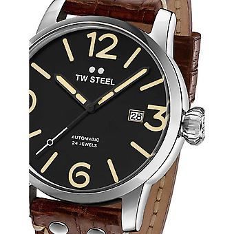 Mens Watch Tw-Steel MS6, Automatic, 48mm, 10ATM