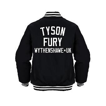 Tyson Fury Boxing Legend Jacket