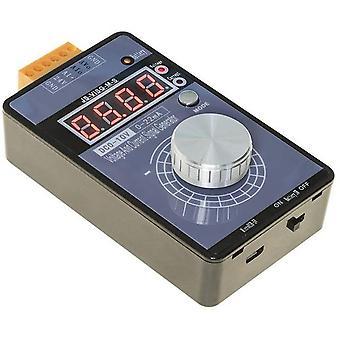 Dc0-10v 0/4-20ma virtajännitesignaaligeneraattori, sisäänrakennettu ladattava akku kannettava analoginen simulaattori plc: lle ja paneelin deb