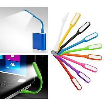 Mini Creative Book Light Summer Flexibilní skládací USB LED lampa