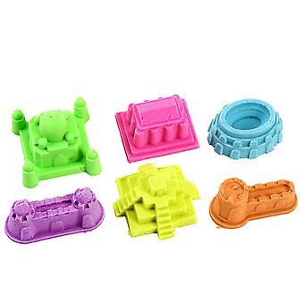 Strand Sandslot Plastic Mold-legetøj