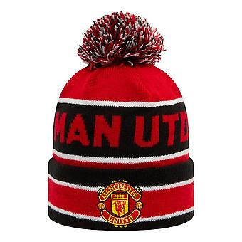 Manchester United FC Unisex Adult Knitted Hat