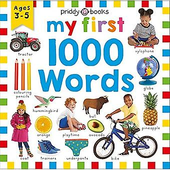 My First 1000 Words [Board� book]