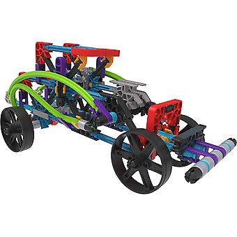 K'NEX Rad Rides Building Set, Educational Toys for Boys and Girls, 206 Piece Stem Learning Kit