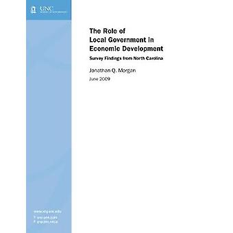 The Role of Local Government in Economic Development - Survey Findings