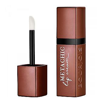 Bourjois Metachic Lip Cream - 02 Nougat'sheen