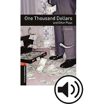 Oxford Bookworms 3e 2 Duizend Dollar Mp3 Pack door O Henry