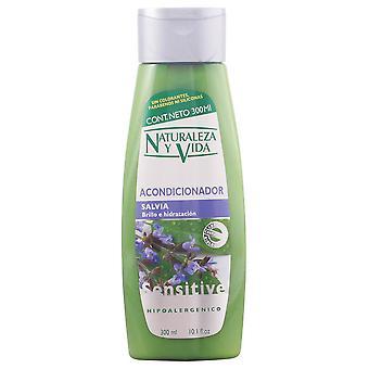 Naturaleza y Vida Sensitive Sage Conditioner 300 ml