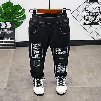 جينز زائد السراويل الشتوية للطفل (مجموعة-1)