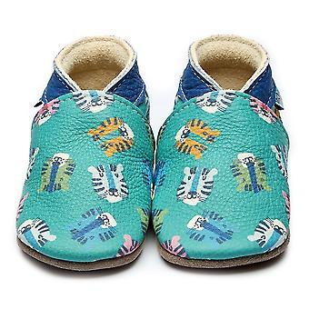INCH BLUE Hello Tiger Pram Shoe