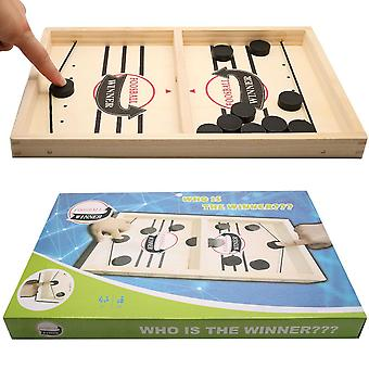 Table Hockey Game Parent-child Interactive Toy Puck Board Game Sp