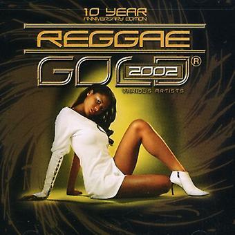 Reggae Gold - Reggae Gold 2002 [CD] USA import